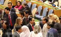 Media  massa India  mengharapkan agar Viet Nam turut mengubah tenaga  pendorong DK PBB