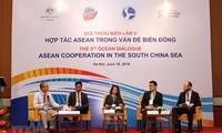 Mencari solusi mendorong kerjasama ASEAN dalam  masalah Laut Timur