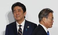 Ketegangan dalam hubungan perdagangan Jepang-Republik Korea