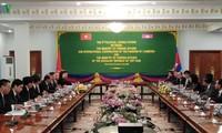 Pembukaan Konsultasi Politik  Viet Nam-Kamboja kali ke-6