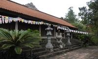 Gunung Doi-tempat yang berkaitan dengan kisah Raja Le Hoan yang membajak sawah