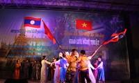 Le ministère de la sécurité publique fête les 50 ans des relations Vietnam-Laos