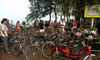 Vintage bicycles and reminiscences of ancient Hanoi
