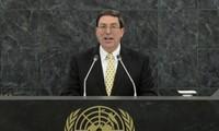 UN General Assembly denounces US embargo against Cuba
