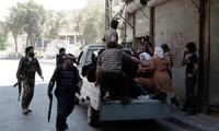 Syria: fierce battle in Aleppo