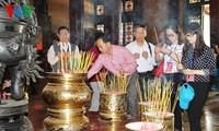 Overseas Vietnamese return home to enjoy Tet