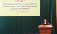 Vietnam strengthens Mers-CoV surveillance and prevention