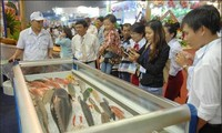2015 International fisheries exhibition opens in Ho Chi Minh city