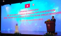 Vietnam, ASEAN single-window mechanisms connected