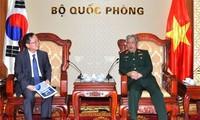 KOICA Vietnam assists Vietnam in landmine clearance