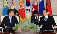 US, RoK discuss punishments on DPRK