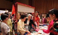 Vietnam attends charity bazaar in Japan