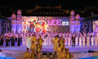 New features at 2016 Hue Festival