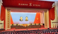 North Korea Workers' Party Congress adopts economic growth, enhanced nuclear weapon policy