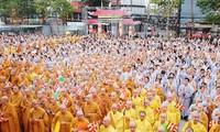 Buddha's birthday celebrated in Vietnam, at the UN