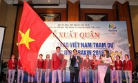 Vietnam's athletes ready to compete at Olympics 2016