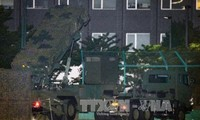 Japan ready to shoot down flying objects targeting its territory