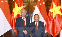 Boosting Vietnam-Singapore strategic partnership