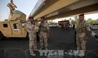 Iraqi forces retake half of IS-controlled territory