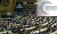 The world unites to resolve migrant crisis