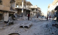 Russia, US discuss possiblities of easing tensions in Syria