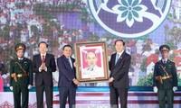 President Tran Dai Quang attends 185th anniversary of Lang Son