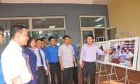 Exhibition on Vietnam's Hoang Sa and Truong Sa archipelagos