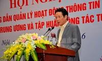 External information helps raise Vietnam's prestige