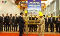 Lai Chau hydropower plant put into operation