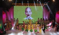 Party building in connection with studying President Ho Chi Minh's ideology
