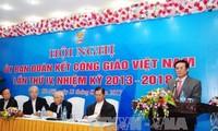 Vietnam's Catholics active in patriotic movements
