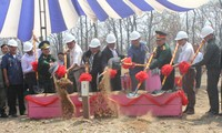 Planting of new Vietnam-Cambodia border markers started