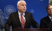 US senators urge Afghanistan to sign BSA