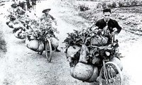 Pack-bikes, female militia from Thanh Hoa contributed to Dien Bien Phu victory