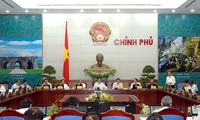 Monthly government meeting for May opens
