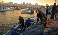 Israel lifts part of fishing ban in Gaza Strip