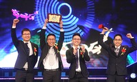 Vietnamese talents and initiatives honored