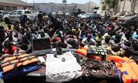 Libya arrests 600 Europe-bound illegal migrants