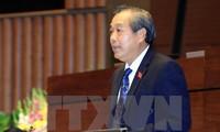 NA debates revisions to Penal Code