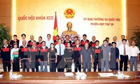 Prestigious ethnic people in Dak Lak praised