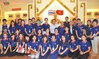 Exchange program among Vietnamese, Thai young people