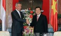Vietnam, Singapore retain lots of development opportunities