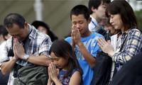 Nagasaki marks 70th anniversary of atomic bombing