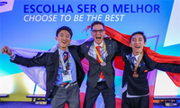 Vietnam's first medals at World Skill Competition