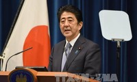 Japanese PM wants to meet Korean President