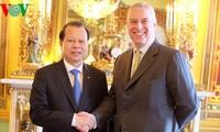 Vietnamese market offers opportunities for British investors