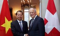 Switzerland treasures fostering cooperation with Vietnam