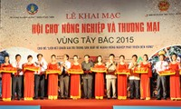 Northwest Agriculture and Trade fair opens in Tuyen Quang