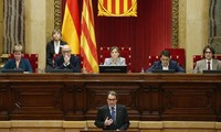 Spain opposes Catalonia's referendum on setting up an independent state