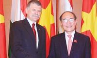 Da Nang authorities welcome Hungarian NA Speaker